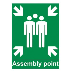 Assembly Point - With Family - Portrait