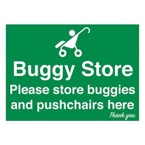 Buggy Store - Landscape - Large