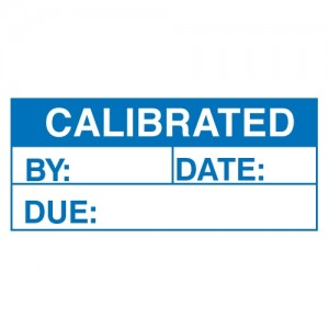 Calibrated Stickers - Landscape