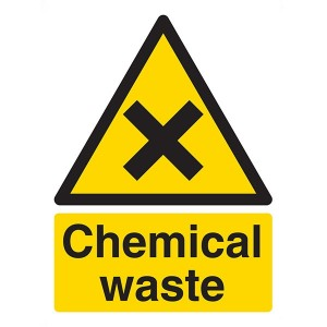 Chemical Waste - Portrait