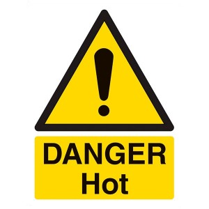 Danger Hot - Portrait