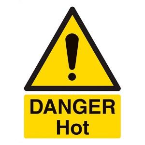 Danger Hot - Portrait
