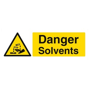 Danger Solvents - Landscape