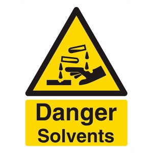 Danger Solvents - Portrait