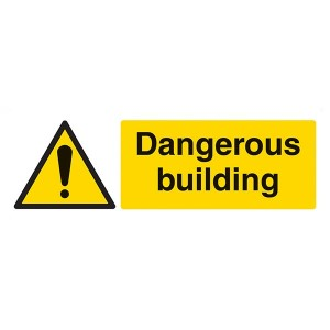 Dangerous Building - Landscape
