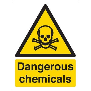 Dangerous Chemicals - Portrait