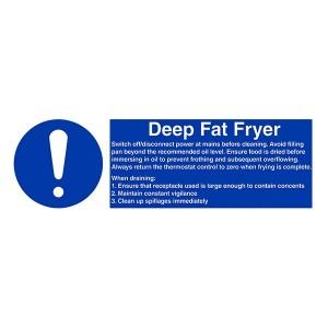 Deep Fat Fryer - Landscape