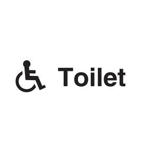 Disabled Toilet - Landscape