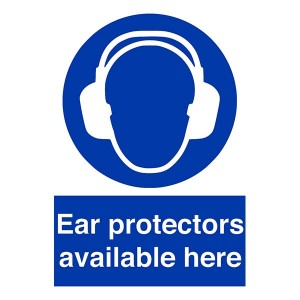 Ear Protectors Available Here - Portrait