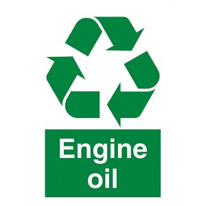 Engine Oil - Portrait