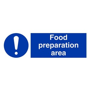 Food Preparation Area - Landscape
