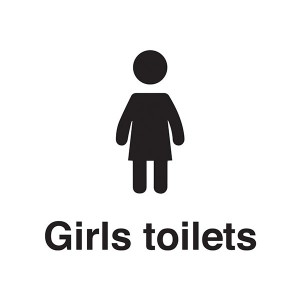 Girls Toilets - Square