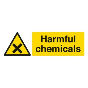 Harmful Chemicals - Landscape