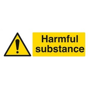 Harmful Substance - Landscape