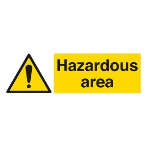 Hazardous Area - Landscape