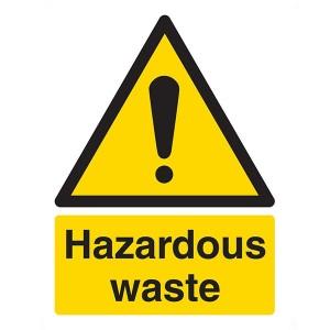 Hazardous Waste - Portrait