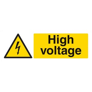 High Voltage - Landscape