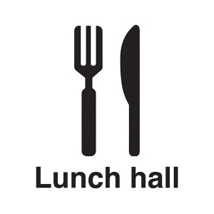 Lunch Hall - Square