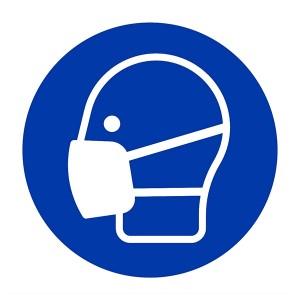 Mask Symbol - Square