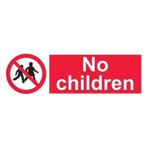 No Children - Landscape