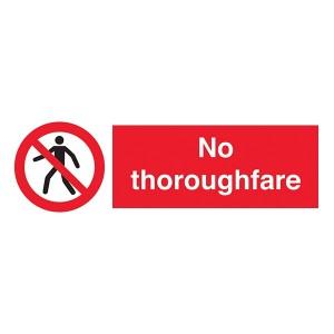 No Thoroughfare - Landscape