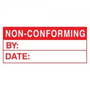 Non-Conforming Stickers - Landscape