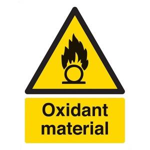 Oxidant Material - Portrait