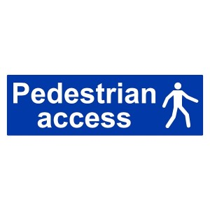 Pedestrian Access - Landscape