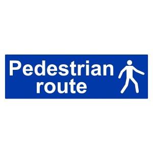Pedestrian Route - Landscape