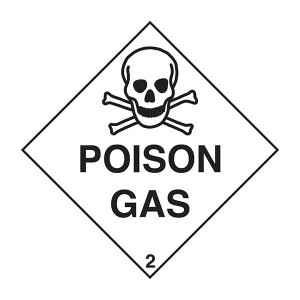Poison Gas - Diamond - Square