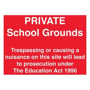Private School Grounds - Landscape - Large