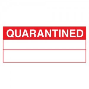 Quarantined Stickers - Landscape