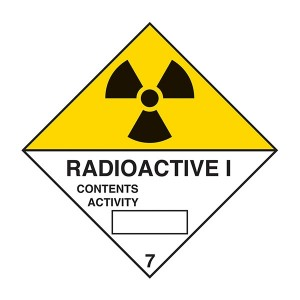 Radioactive I - Diamond - Square