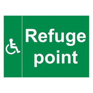 Refuge Point - Landscape - Large