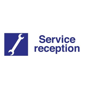 Service Reception - Landscape