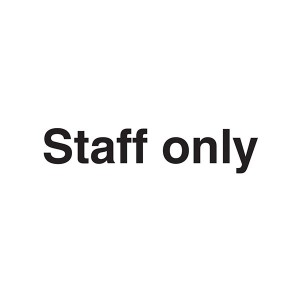 Staff Only - Landscape