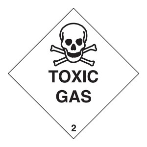 Toxic Gas - Diamond - Square