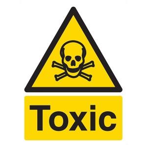 Toxic - Portrait