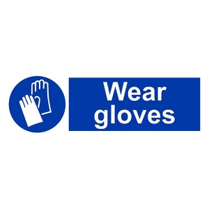 Wear Gloves - Landscape
