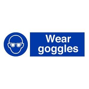 Wear Goggles - Landscape
